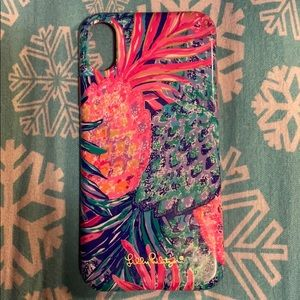 iPhone X Lilly Pulitzer Case